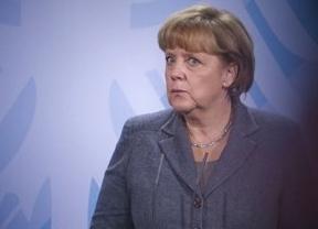 Merkel recibe a Hollande con un primer 'portazo': no se renegociará el Pacto Fiscal
