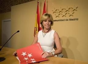 Dimisión de Esperanza Aguirre: así deja las cuentas de los madrileños