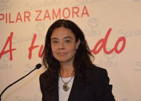 Pilar Zamora (PSOE) presenta una candidatura en Ciudad Real 'para trabajar en exclusiva por los vecinos'