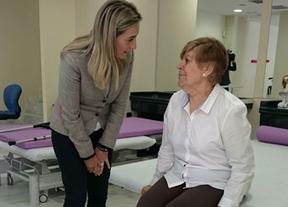 Milagros Tolón se compromete a ampliar el Centro de Día para enfermos de Alzheimer en Toledo