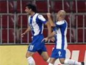 Goleada histórica del Espanyol en la UEFA