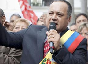 Diosdado Cabello toma posesión diciendo que