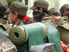 Chávez advierte a Colombia de acciones de