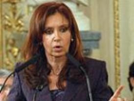 """Cristina le pidió al campo que  """"se piensen como parte de un país, y no como propietarios"""""""