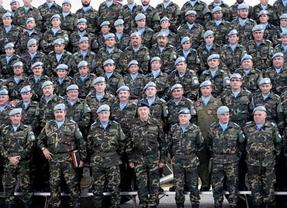 Asociaciones de militares avisan: 'fracturar' España es 'alta traición'
