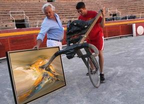 Se amontonan los contratos para Palomo Linares... como pintor