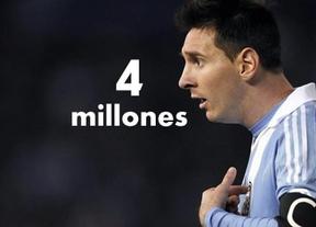 Y después de Messi... ¿quién más?: otras estrellas del fútbol nacional podrían ser los siguientes