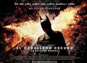 'El caballero oscuro, la leyenda renace': Batman cambia al Joker por el 15-M