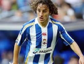 Vuelve a entrenar Andrés Guardado con Deportivo La Coruña