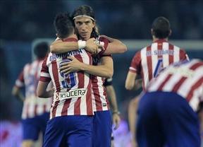 Villa hace de Diego Costa y con su doblete en Vigo acuesta al Atlético como líder provisional (0-2)