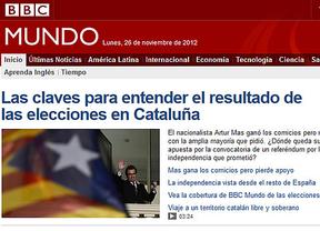 Así analiza la prensa internacional las elecciones catalanas: adiós al sueño de la independencia