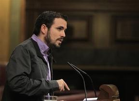 Garzón no abandonará IU, aunque le indigna la salida de Sánchez,
