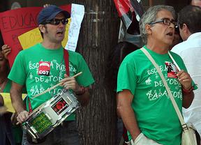 Las camisetas verdes anti-Aguirre sí pagan el IVA