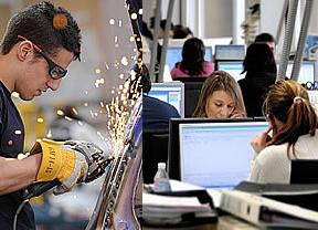 La brecha salarial hombre-mujer en Castilla-La Mancha supera el 23%