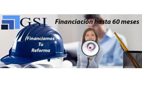 GSI constructora empresa de reformas integrales en Barcelona con financiación