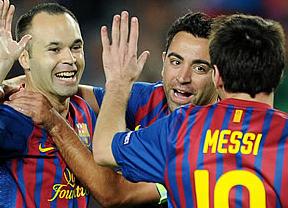 Xavi, como capitán, cambia el discurso sobre los árbitros: