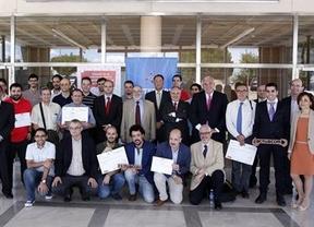 La UPM y Banco Santander premian tres proyectos tecnológicos innovadores de comunicación