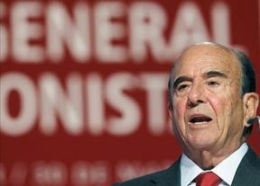 El Santander gana un 59% menos tras sanear sus activos del ladrillo