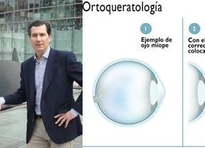 'Orto K': una novedosa técnica óptica para corregir la vista durante el sueño