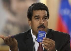 Maduro quiere montar en Madrid una exposici�n sobre el chavismo... �empuj�n o zancadilla a Iglesias?