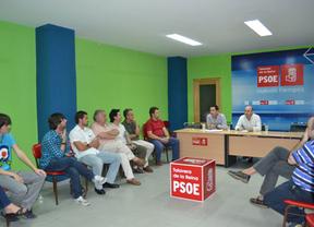 El PSOE de Talavera crea un grupo de debate sobre el futuro de la ciudad