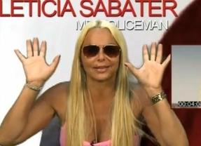 Leticia Sabater, de odiar el control de alcoholemia a odiar el independentismo...