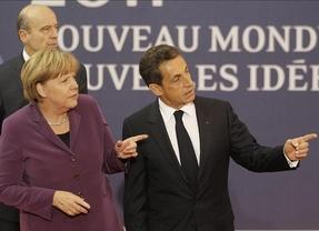 Sin referéndum no hay ayuda de 8.000 millones de euros, sentencian Merkel y Sarkozy