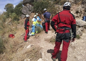Fallece una escaladora en Guadalajara al caerse de una altura de 20 metros