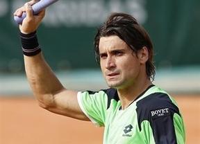 Ferrer gana a Feliciano y espera rival en octavos de Roland Garros