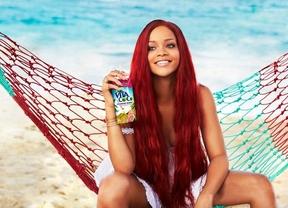 ¿Y a quién no le gusta Rihanna?: es la reina de Facebook
