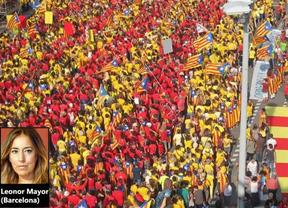 La Generalitat planea poner autocares para facilitar el voto en el sucedáneo de consulta