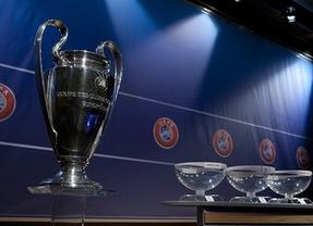 El Barça se lleva al coco del Manchester City, el Madrid jugará contra el Schalke 04 y el Atlético contra el Milan