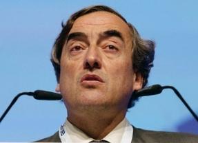 Juan Rosell: 'Toca cambiar el paso y subir los salarios en sectores que hayan dejado la crisis'