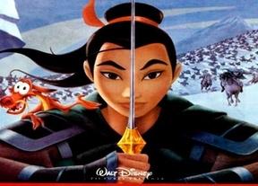 Mulán, la princesa guerrera de Disney, tendrá película de acción real
