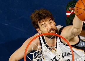 Un Marc Gasol cada día más líder del equipo lleva a los Grizzlies a una fácil victoria frente a los Knicks (94-83)