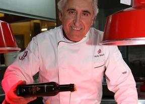 El chef Adolfo Muñoz, uno de los protagonistas del I Congreso Nacional de Turismo Cinegético
