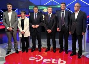 La independencia, la crisis y los pactos ocultos, puntos calientes en el debate electoral vasco
