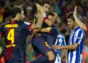 Copa del Rey: la Real busca la 'machada' de remontar a un Barça que anuncia que saldrá al ataque en Anoeta