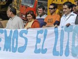 Ecologistas contra la autopista Cartagena-Vera