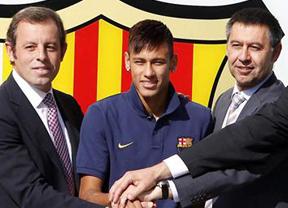 Bartomeu y Faus no serán imputados por el fichaje de Neymar