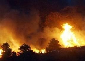 El Supremo confirma la condena del excursionista que provocó el incendio de Guadalajara en 2005