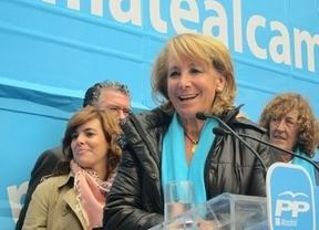 Aguirre vuelve a ir por libre y dice que Madrid podría rebajar el tramo autonómico del IRPF