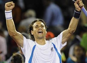 David Ferrer se gana los cuartos en Miami, donde le espera su bestia negra Djokovic