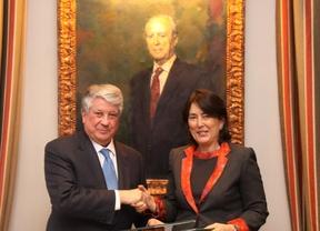 Cámara de Comercio, la patronal madrileña y la Fundación Rafael del Pino suman esfuerzos para formar emprendedores