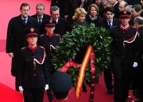 'Cambiazo' en el día del homenaje a las víctimas del 11-M