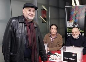Antón Reixa, de Aunir, gana las elecciones de la SGAE