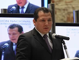 La inseguridad pública no puede ser pretexto para vulnerar derechos humanos, Placencia