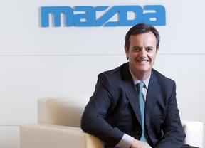 Mazda prevé un crecimiento del 80% en España para 2014
