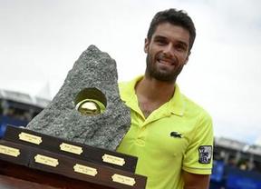 Espectacular salto de 27 puestos de Andújar en la ATP tras su triunfo en Gstaad