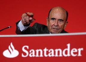 El Santander ganó un 35% menos en 2011 al optar por sanear sus cuentas
